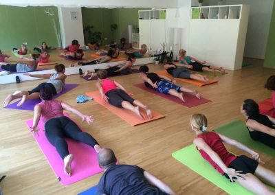 Fresh Up Zone Studio, Yoga Class Vienna