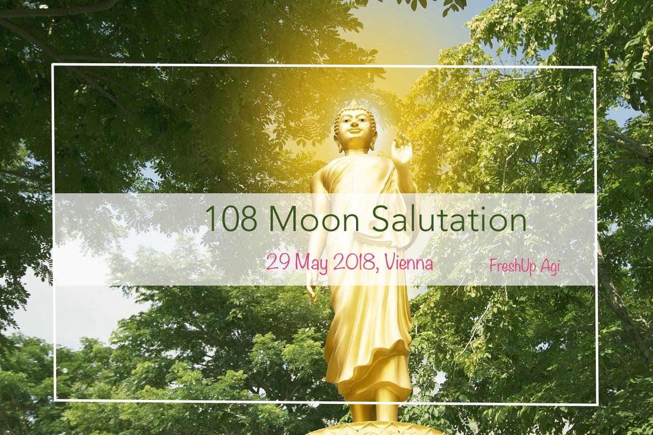 108 moon salutation
